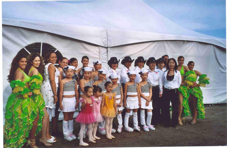 2004년 단체사진